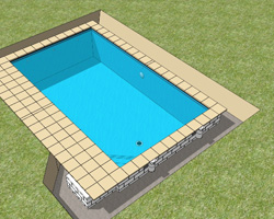 SunGarden Pools - Zwembadisolatie